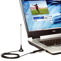 Receptor Decoder Usb Para Tv Digital Com Antena Aiko Dt0818