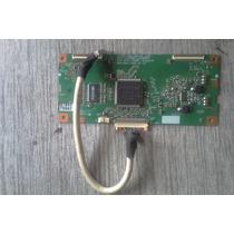 Placa T-con Com Cabo Do Conector Tv Philips 32pf5320/78