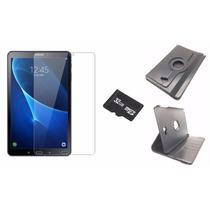 Tablet Celular Samsung 10.1 4g Cartão 32gb Película Capa