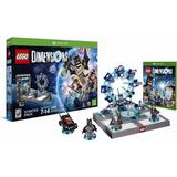 Lego Dimensions Starter Pack Xbox One Novo Original Lacrado