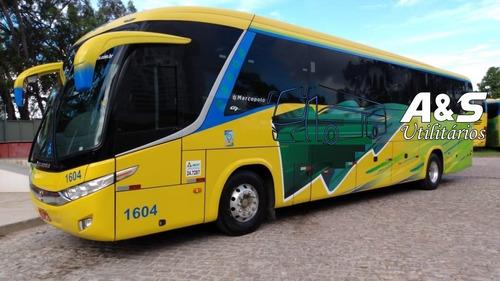 MARCOPOLO VIAGGIO 1050 G7 2009 C/50 LUG. CONFIRA!! REF.736