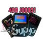 Novo Mini Game Portátil 400 Jogos Várias Cores Pronta Entreg