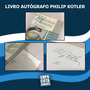 Livro De Marketing Autografado Por Philip Kotler