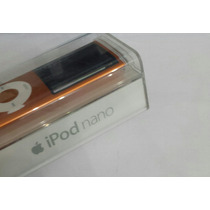 Ipod Nano 5ª Geração A1285 16gb Novo Original Laranja