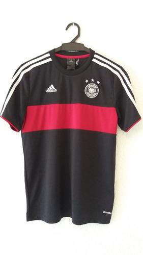 1e40a1ddf Camisa Alemanha adidas Original Infantil Tamanho L Usada