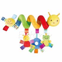 Móbile Colorido Para Carrinho De Bebê Centopeia - Stocklar