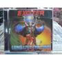 Exciter Long Live The Loud Faixas Bônus Cd Original Impecáve