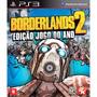 Borderlands 2 - Jogo Do Ano Ps3 Novo - Lacrado