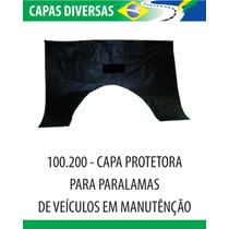 Capa Protetora Para Lamas De Carros Veículos Em Manutenção
