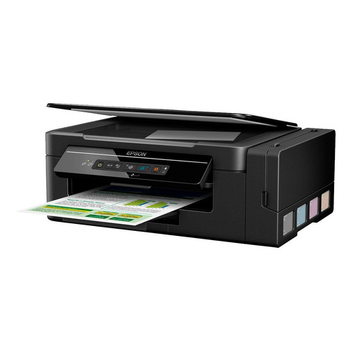 Impressora Epson Multifuncional Ecotank L396