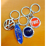 Chaveiro Logo Marcas Fiat, Ford , Vw Mundo Automotivo