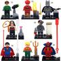 Bonecos Super-heróis Marvel Vingadores Liga Da Justiça