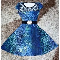 Vestido Evangélico - Vestido Feminino - Conjunto Feminino