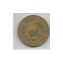 463 - Moeda Brasil 1927 - 1.000 Réis