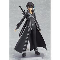 Action Figure Kirito - Sword Art Online Importado Articulado