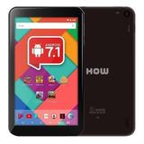 Tablet How Ht-705 7  8gb Preto Com Memória Ram 1gb