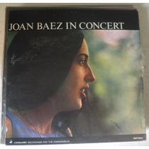 Lp Joan Baez - In Concert - 1969