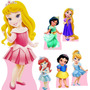 Princesas Baby Kit Display Toten Decoração Festainfantil Mdf