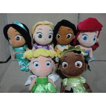 Rapunzel Plush Fofa 2015 Original Disney Store No Brasil