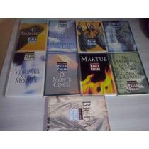 Lote 9 Livros Paulo Coelho