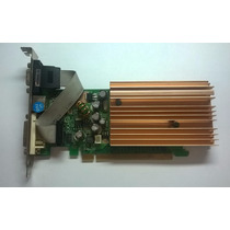 Placa De Video Geforce 7200gs 128mb 32-bit Vp7202gl13 Pci Ex