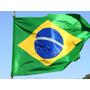 Bandeira Do Brasil Oficial 1.50 X 1.00 Mt - Frete Grátis!!