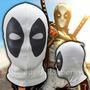 Máscara Deadpool Fantasia Cosplay Balaclava - Zenpool Hq