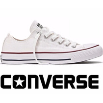 20% Off Tênis Converse All-star Ct As Core Ox - Branco