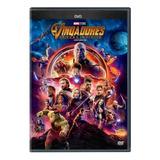 Vingadores - Guerra Infinita - Dvd