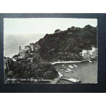 Postal - Italia Porto Fino Castel S. Giorgio Selo 1951