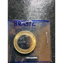 Moeda 1 Real Comemorativa Aos 50 Anos Banco Central