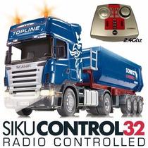 Siku Control - Rc Scania R620 With Dumper Truck 1/32
