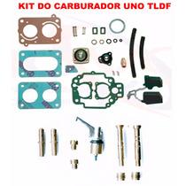Kit Reparo Carburador Uno Mille Gasolina Duplo 495 Tldf