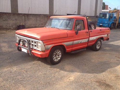 FORD F-1000 ANO 1992/1992