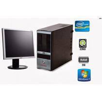 Computador Toshiba + Monitor Lg 17