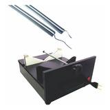 Maquina Cortadora Corte Garrafa Vidro Elétrica 2 Resistencia