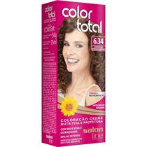 Coloração/tintura Permanente Color Total 6.34 Louro Escuro