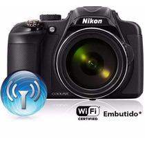 Câmera Nikon Coolpix P600 16.1 Mp 60x Zoom Nikon Fretegrátis