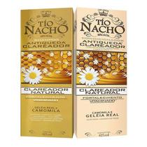 Tio Nacho Shampoo + Condicionador Clareador 2x 415ml