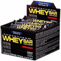 Whey Bar Low Carb (caixa 24 Barras) - Probiótica - Cookies