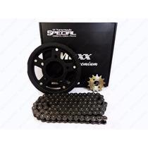 Kit Relação Trans Aço 1045 Maxx Black Twister C/retentor