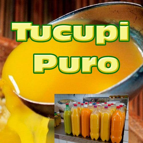 4 Lts Tucupi Do Amazonas C/ Pimenta De Cheiro Ou Jambu Am