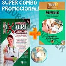 Super Expert De Enfermagem + Quimo Enfermeiro 2012