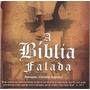 Cd Mp3 - A Bíblia Falada Novo Testamento + Frete Grátis