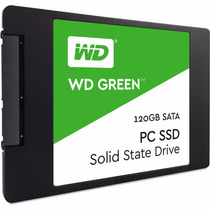 Hd Ssd Wd Plus Melh Sandisk Kings 120gb 540mb/s Sata 3 Novo