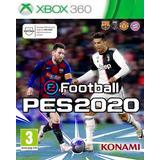Pes2020 Para Xbox360 Mídia Digital Com Rebaixamento
