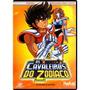Dvd Os Cavaleiros Do Zodíaco Vol. 06 - Os Cavaleiros De Pra