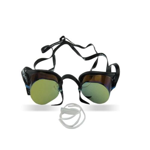 7a715fbd6098a Óculos De Natação Sueco Hammerhead Espelhado Marron