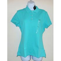 Camisa Polo Tommy Hilfiger Feminina Nova Original Importada