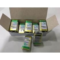 Kit 10 Bateria 9v 6f22 Longa Duração